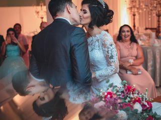 O casamento de Gilciane e Sergio