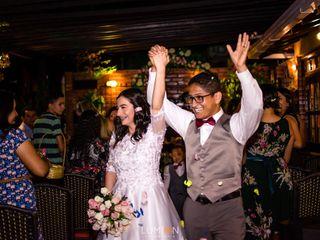 O casamento de AlyneKezia e Tiago