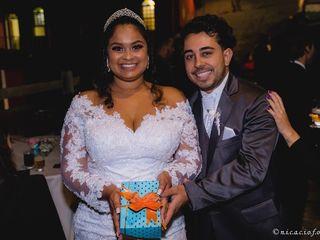 O casamento de Karine e Fred 1