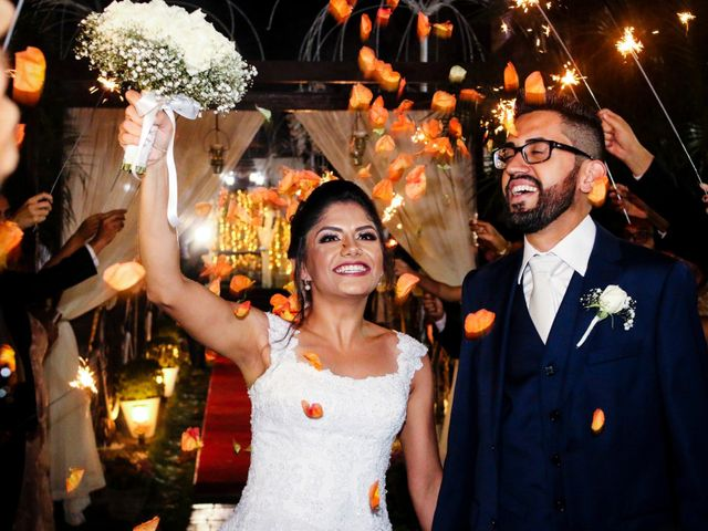 O casamento de Veronica e Renato