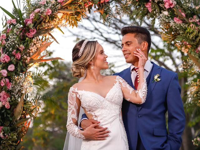 O casamento de Ingrid e Kailton
