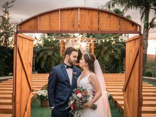 O casamento de Giuliane e Samir