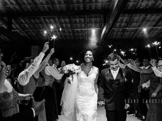 O casamento de Joyce  e Renan