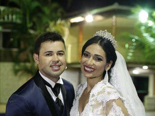 O casamento de Natália  e João Carlos