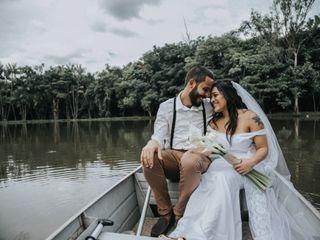 O casamento de Gabriela e Heitor