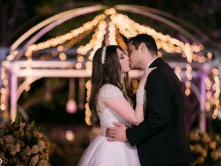 O casamento de Kathrein e Henrique