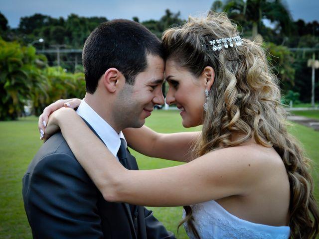 O casamento de Cecilia e Fabio