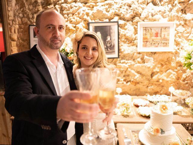O casamento de Viviane e Eugênio