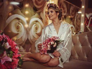 O casamento de Alyne e Leandro 1