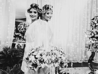 O casamento de Alyne e Leandro 2