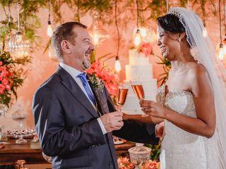 O casamento de Claudia e Umberto