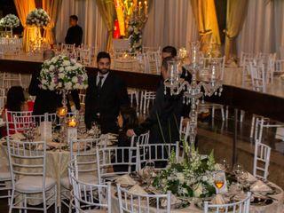 O casamento de Camila e Mohamad 1