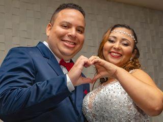 O casamento de Talita e Felipe Henrique