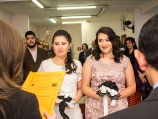 O casamento de Mayra e Priscila 1