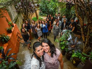 O casamento de Mayra e Priscila