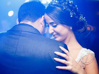 O casamento de Júlia e Elcio