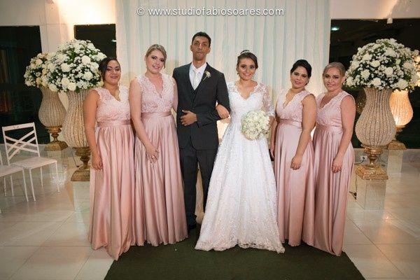 O casamento de Danilo Henrique e Sharlene em João Pessoa, Paraíba 1