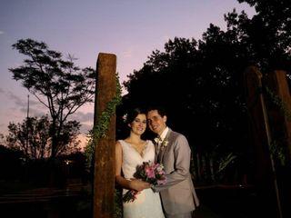 O casamento de Renata  e Waldir