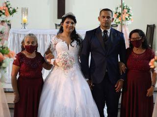 O casamento de Iranilsa e Pedro 1