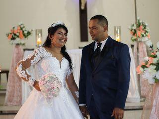 O casamento de Iranilsa e Pedro 3