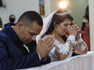 O casamento de Iranilsa e Pedro