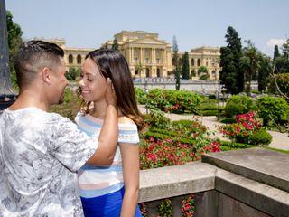 O casamento de Tiffany e Rafael 1