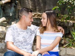 O casamento de Tiffany e Rafael 2