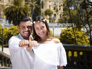 O casamento de Tiffany e Rafael 3