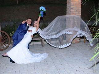 O casamento de Tiffany e Rafael