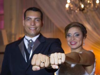 O casamento de Janaína e Fernando