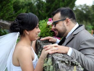 O casamento de Loreine  e Vinícius
