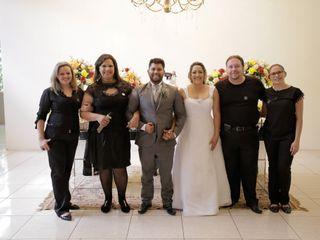 O casamento de Cheila  e Levi 1