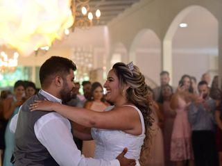 O casamento de Cheila  e Levi 2