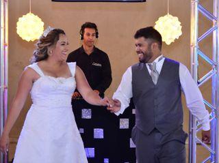 O casamento de Cheila  e Levi 3