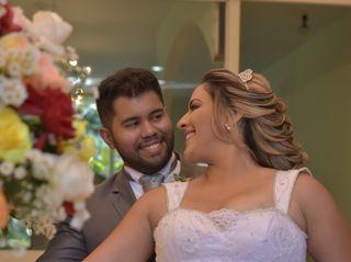 O casamento de Cheila  e Levi