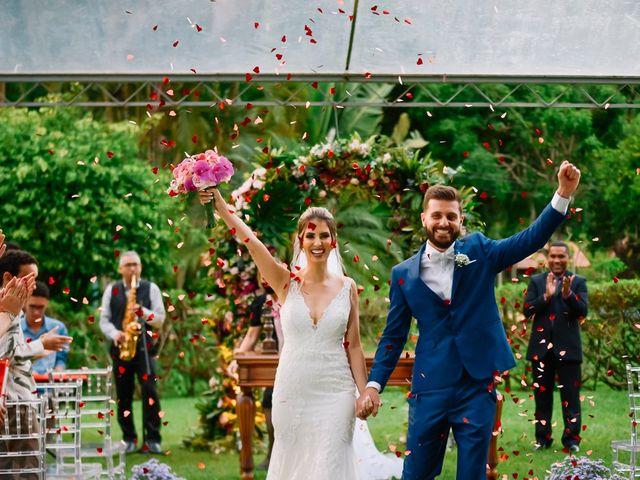 O casamento de Gigliola e Renato