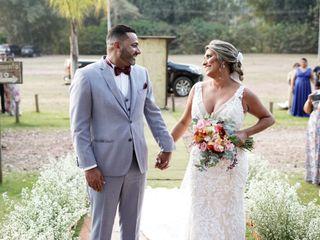 O casamento de Lilian e Wendel