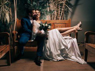 O casamento de Julia e Anderson