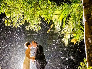 O casamento de Suzana e Hamilton