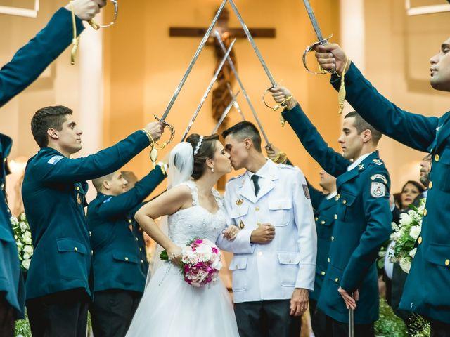 O casamento de Débora e Alexandre