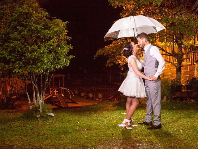 O casamento de Emileide e Marcio