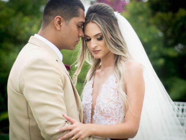 O casamento de Stefani e Matheus