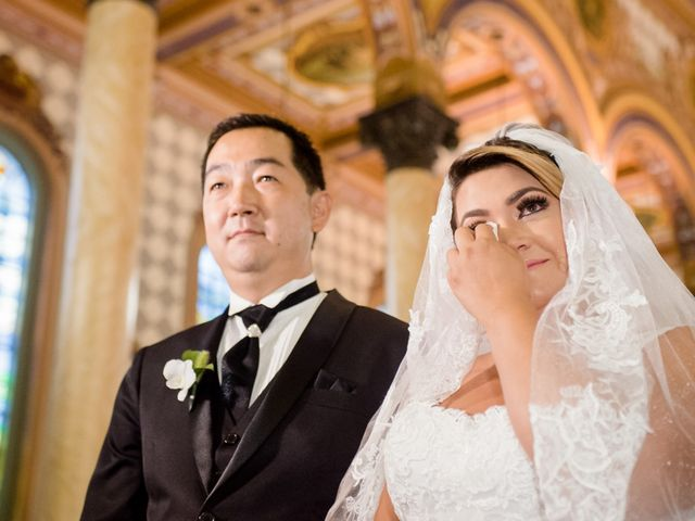 O casamento de Mayara e Carlos