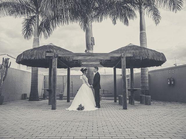 O casamento de Valéria e Daniel