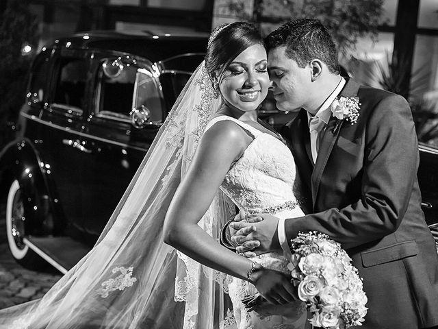 O casamento de Mariana e Mateus