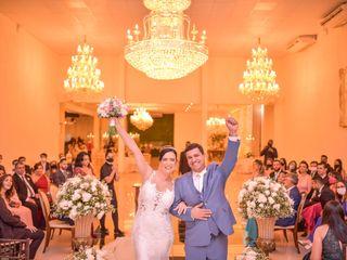 O casamento de Francleito e Luciana