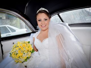 O casamento de Luana e Djair 1
