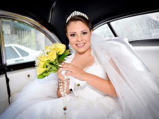 O casamento de Luana e Djair 2