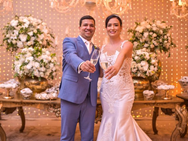 O casamento de Luciana e Francleito em Brasília, Distrito Federal 1