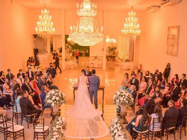 O casamento de Luciana e Francleito em Brasília, Distrito Federal 22